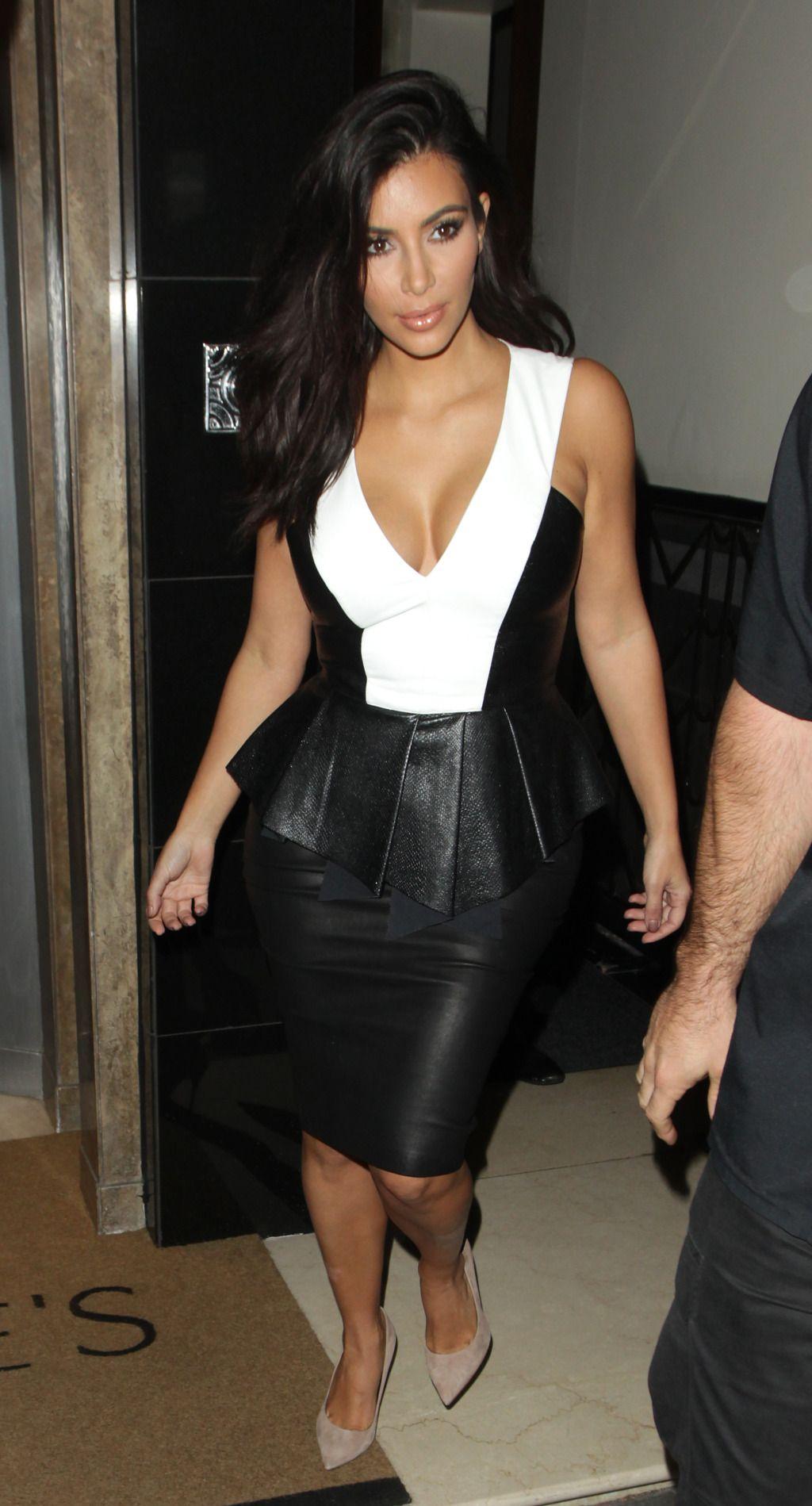 Kim Kardashian West in Kardashian Kollection | FASHION ...