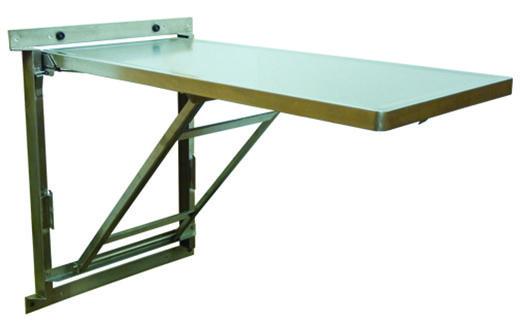 Fold Up Wall Mount Exam Table Mebel Zhivotnye