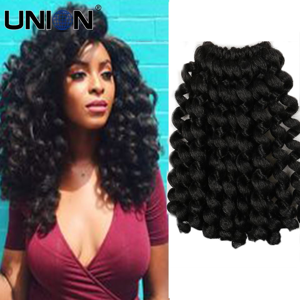 Jamaican Hairstyles Gallery: Aliexpress.com : Buy 6 Colors Jumpy Wand Curly Crochet