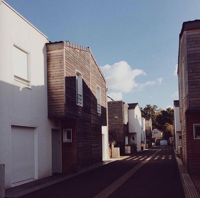 Catalogue des maisons de banlieue : le 95 L\'impasse discrète et ...
