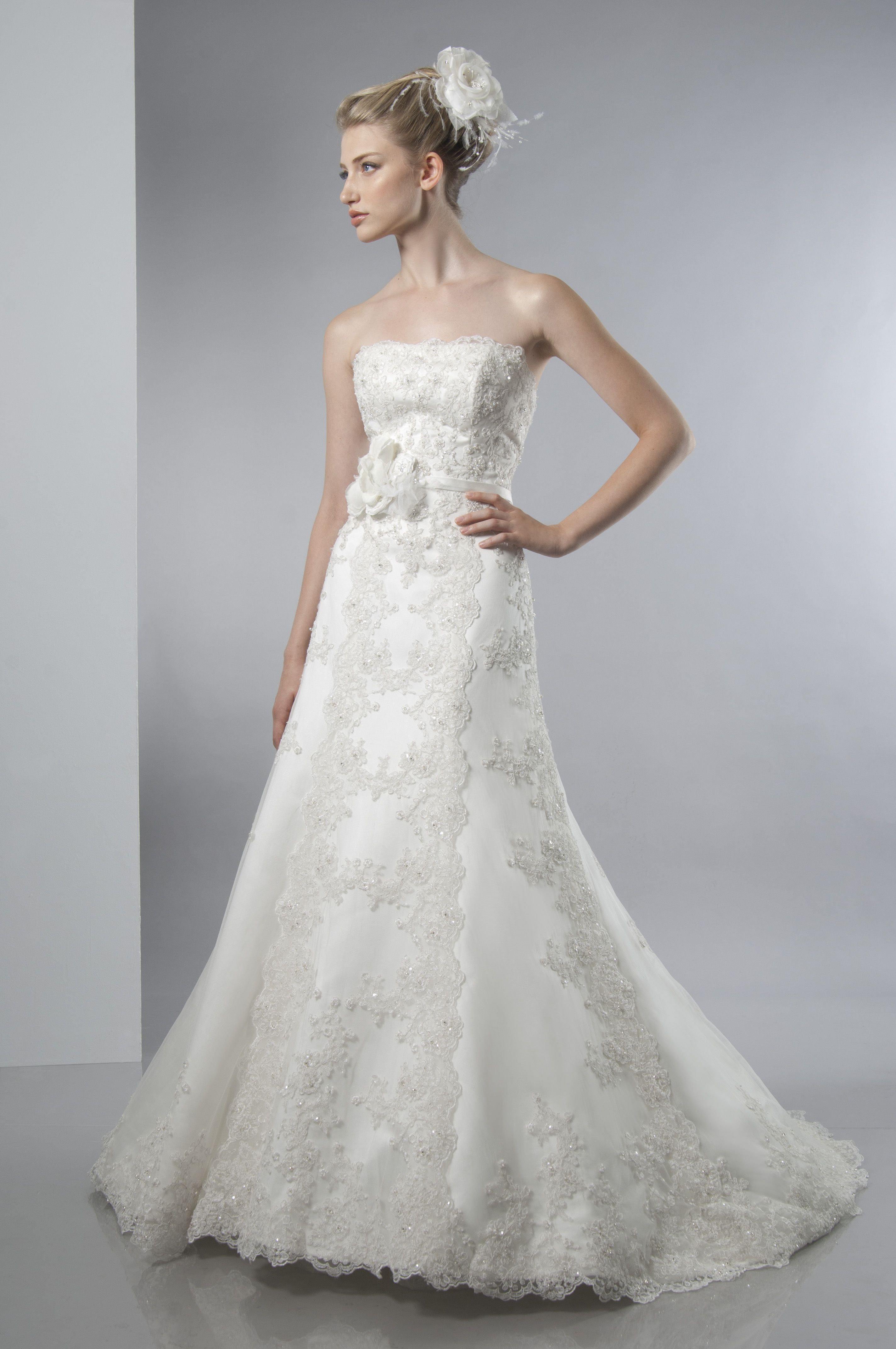 ALFRED SUNG BRIDAL - Individual Style View | Wedding Dresses and ...