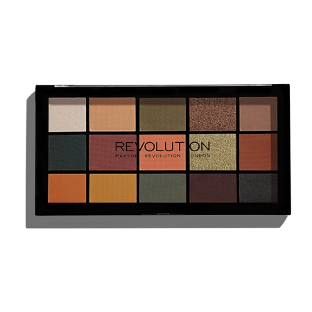 Reloaded Palette Iconic Division Makeup revolution