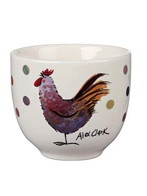 ALEX CLARK  Rooster Egg Cup