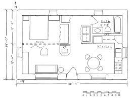 Image Result For 12 X 30 Floor Plans Small House Blueprints