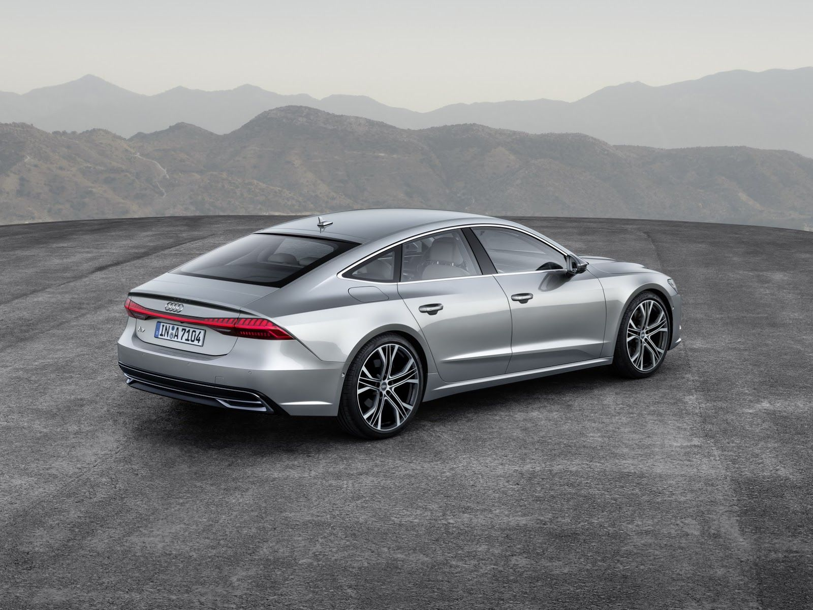 2019 Audi A7 Sportback Is A Lot Newer And Techier Than It Looks