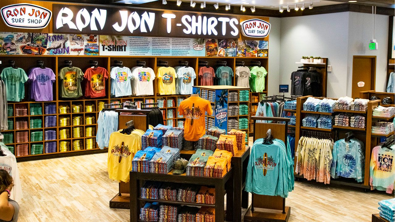 Ron Jon Surf Shop Hosts Grand Opening Celebration at