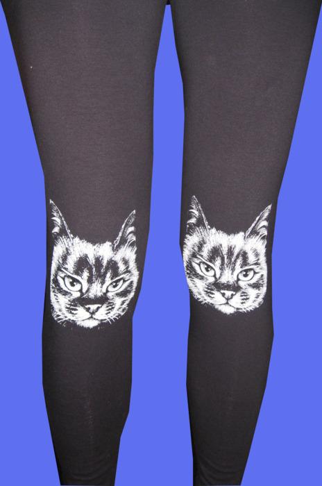 kitty knees