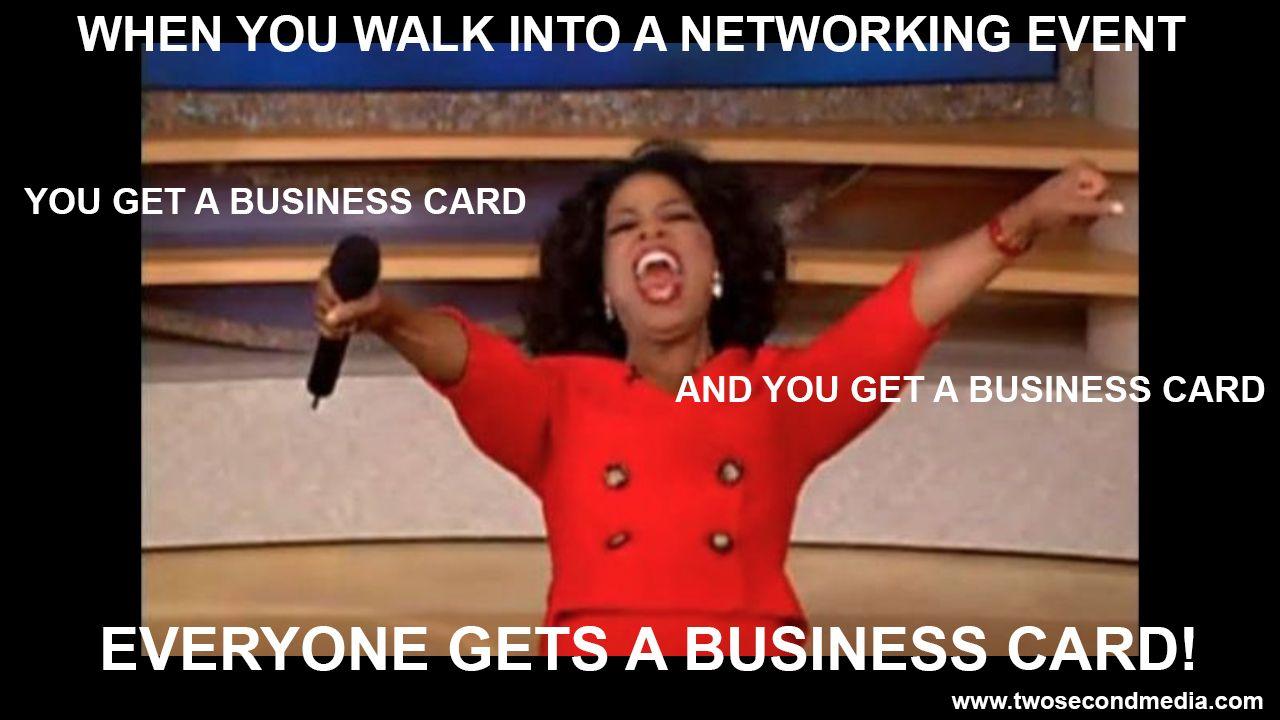 Image result for meme business cards