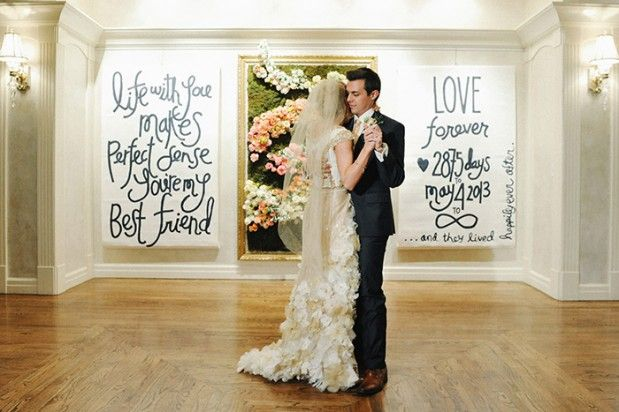 My Best Friend by Tim McGraw - Our Most Ambitious Bride EVER! (Photgraphy by Rebekah Westover) - via greylikeweddings