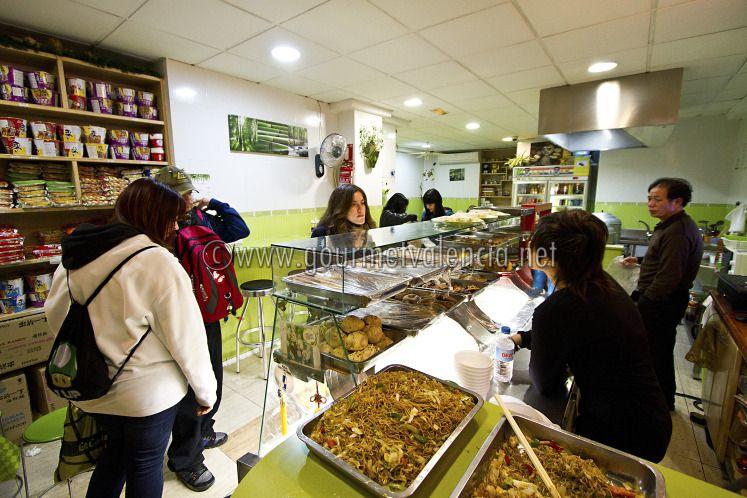 Felisano, el autentico restaurante chino en el Barrio Chino (Calle Pelayo, 11) . <3