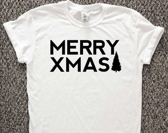 Merry Xmas t shirt, Christmas t shirt, t-shirt, Seasons Greetings, Holiday season gift, christmas gift, loved one gift, Santa.