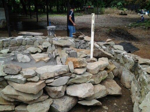 Como hacer una fuente para jardin fuente para jardin for Construir una fuente de jardin