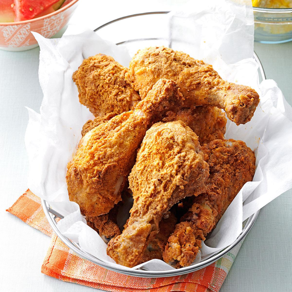 Here S Every Way To Cook Chicken In Your Air Fryer Drumstick Recipes Air Fryer Chicken Fried Chicken Drumsticks