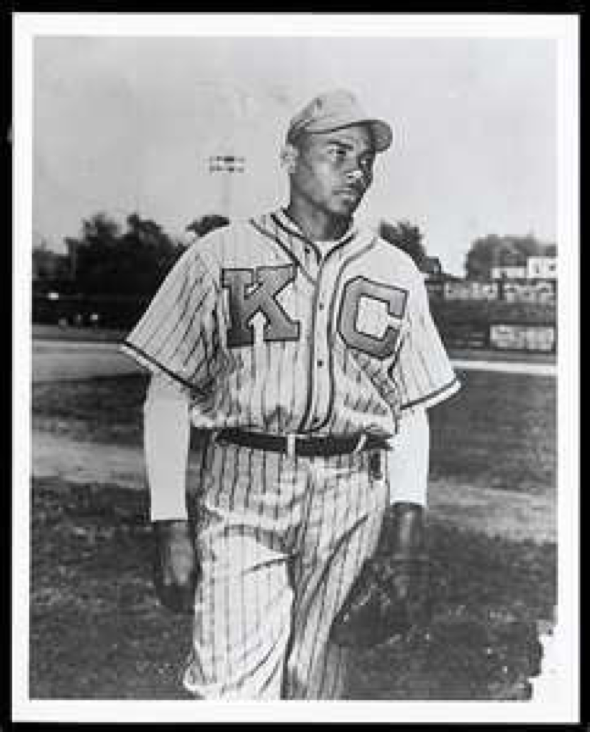 """""""Hilton Smith, besides being a great pitcher, could have played outfield with anybody. He could hit & boy, could he get you out!""""-S.Brewer"""
