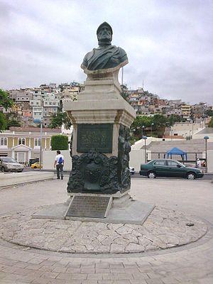 Francisco De Orellana Ciudad De Guayaquil Río Amazonas Ecuador