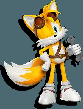 Hasil Gambar Untuk Sonic Boom Tails Png Sonic Boom Tails Sonic Boom Sonic