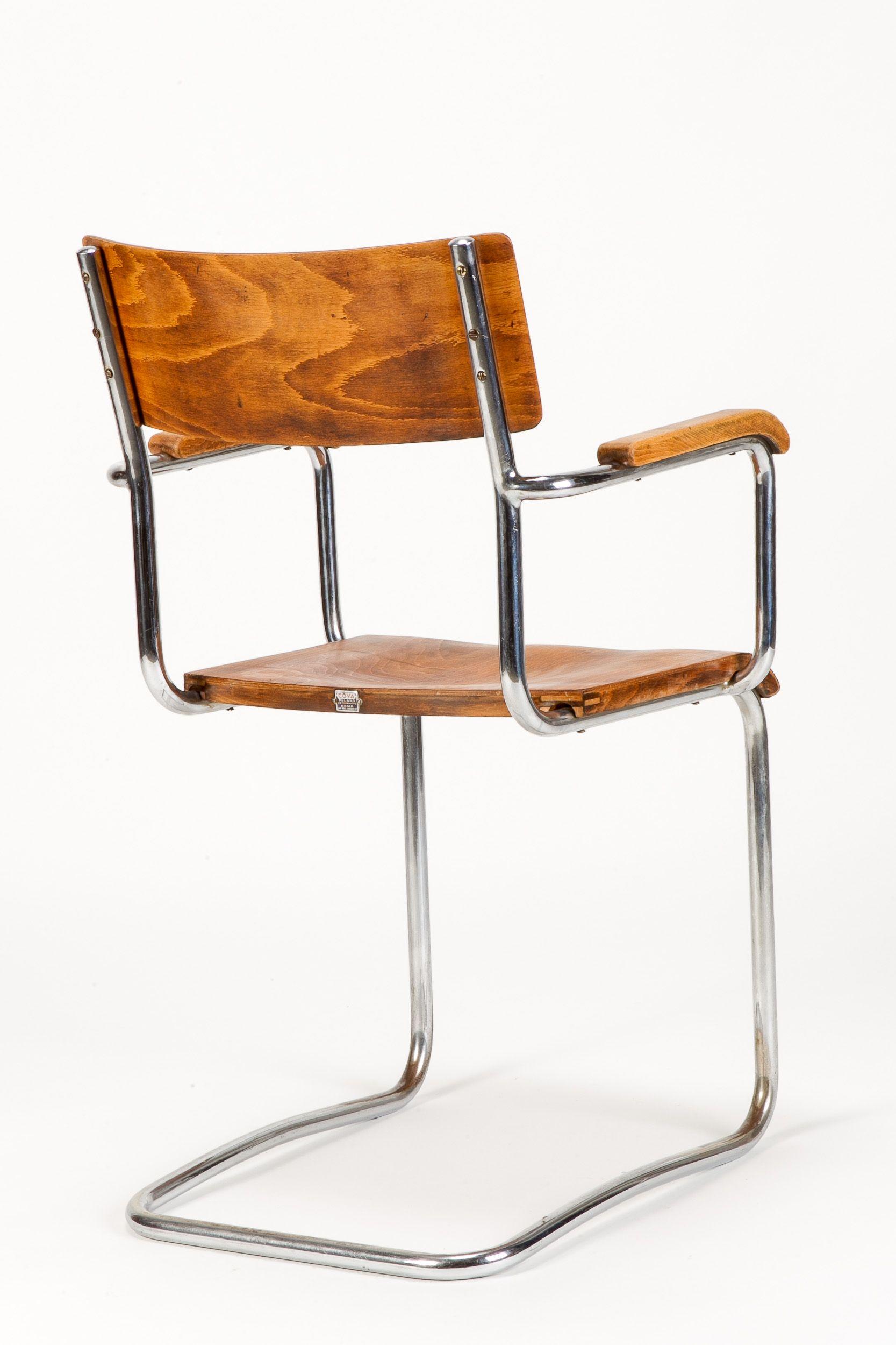Mart Stam Chair Bauhaus möbel, Stuhl design, Stuhl holz
