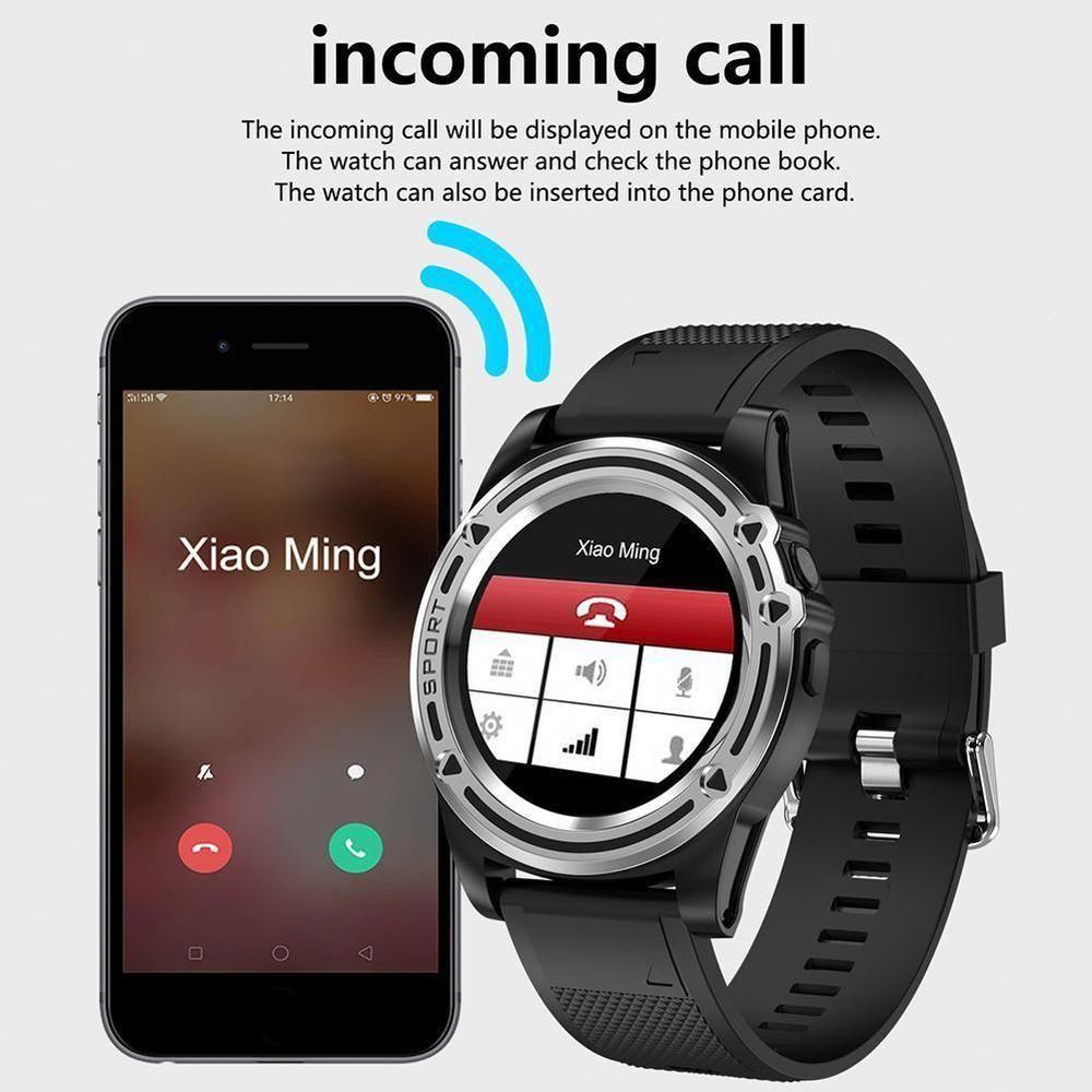 Bluetooth smart watch phone alarm mate wsim card camera