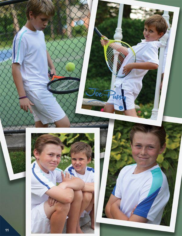 Joe Puppy Boys Tennis Girls Tennis Skirt Girls Tennis Dress Golf Outfit