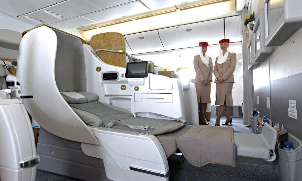 Business Class SALE on Emirates Airlines EDEALO