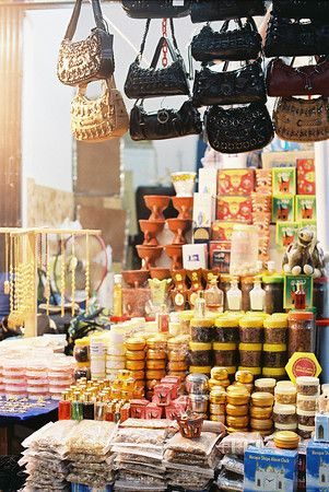 Herbs and spices at the souq in Muscat | Muscat Magnificence