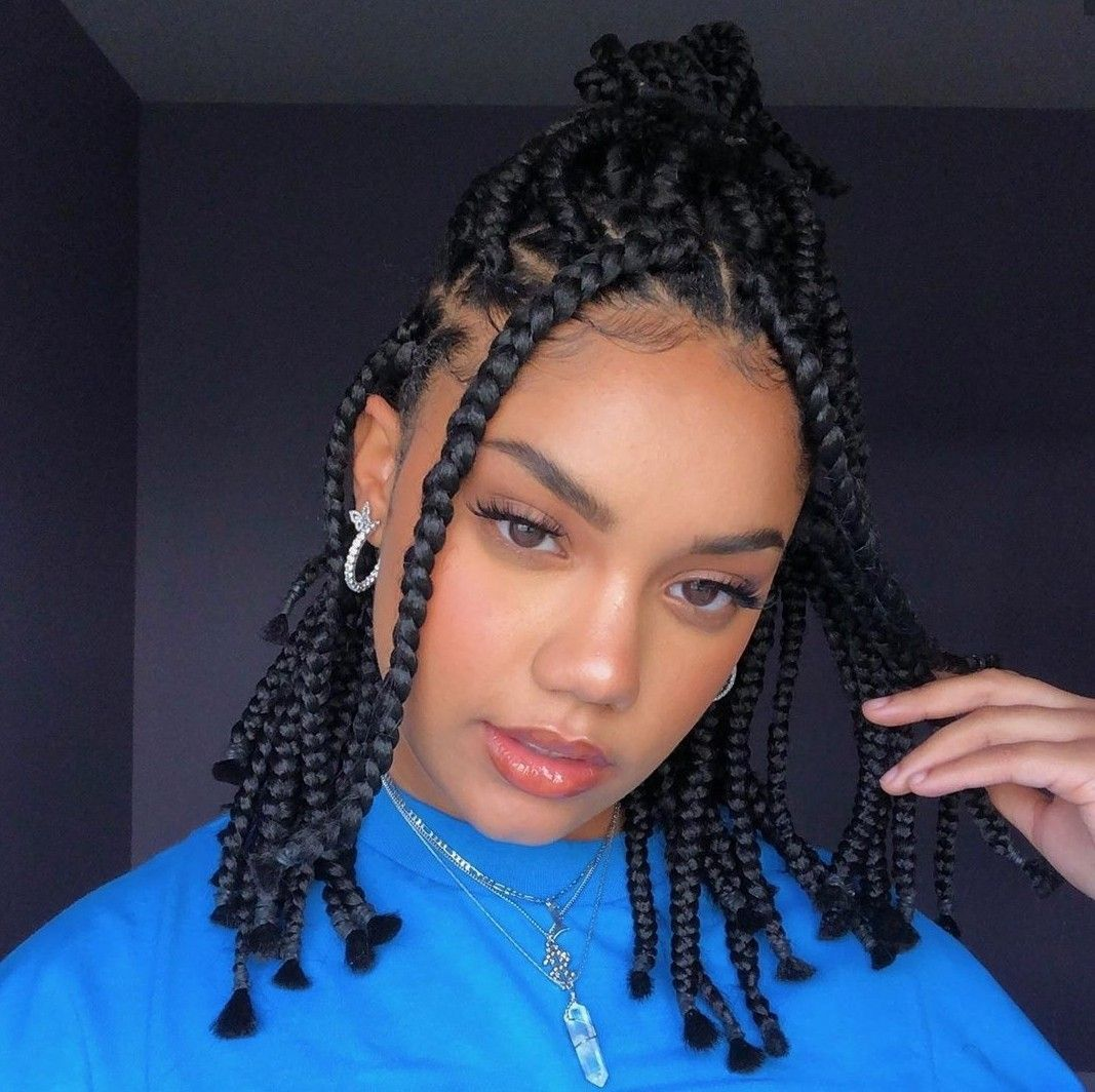 Weavehairstyleslong Idee Coiffure Cheveux Crepus Coiffure Braids Coiffure Tresse Afro