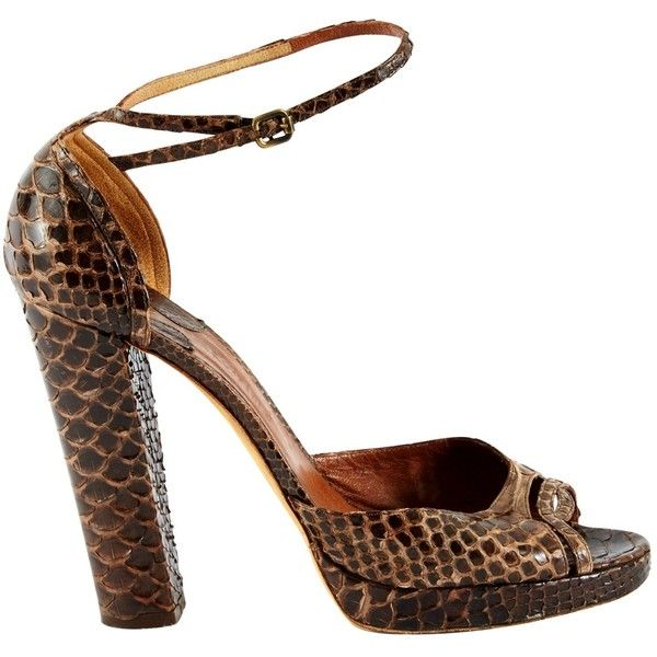 Pre-owned - High, in python Chloé