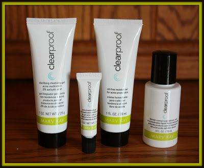 Get Back To School Ready With The Mary Kay New Clearproof Acne