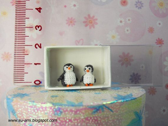 Micro Penguin Family