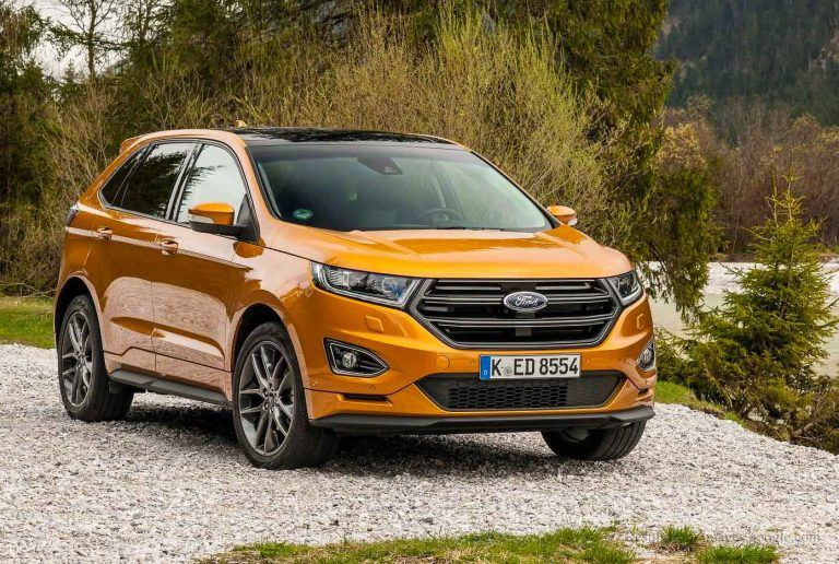 Used SUV 7 Seater for Sale Ford edge, Most reliable suv