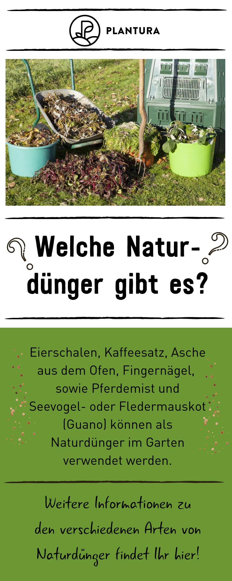 Naturdunger Anwendung Vorteile Von Naturlichem Dunger Plantura Gartentipps Biologischer Anbau Garten Pflanzen