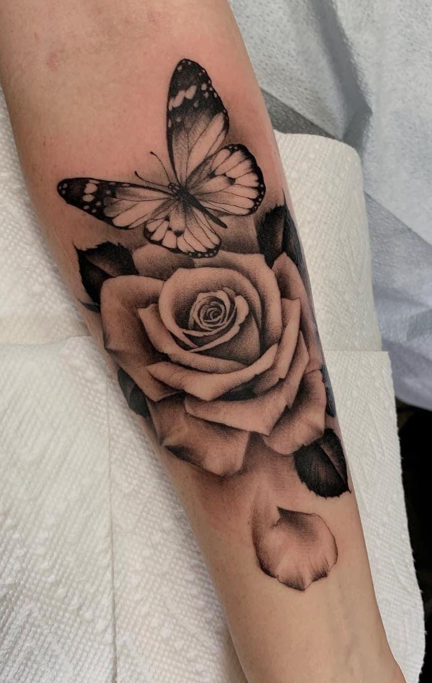 Photo of Schmetterling Tattoos: Schauen Sie sich die 40 besten im Internet an – ich liebe Tattoos – aber …