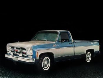 1975 Gmc Sierra Classic Beau James Edition Gmc Regular Cab Classic Trucks