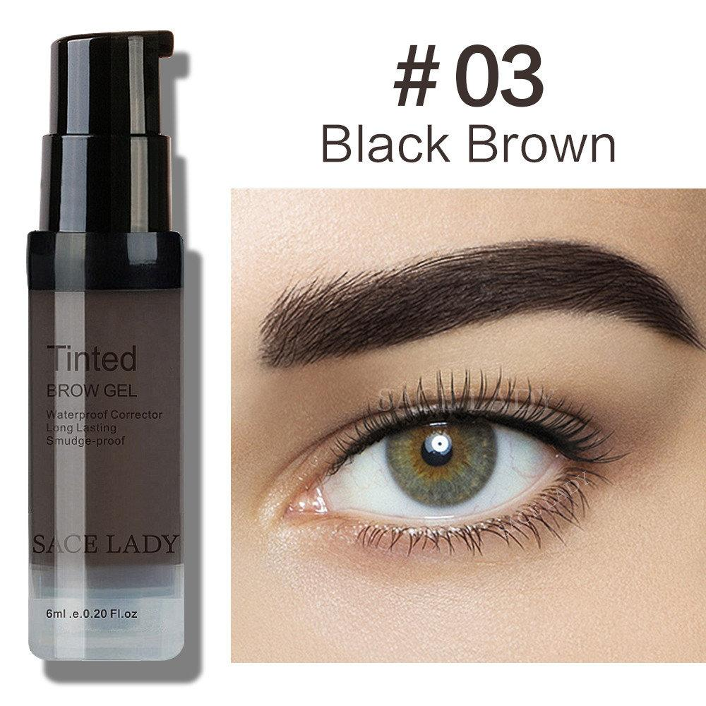 Tint Natural Eye Brow Enhancer MakeUp Cream Waterproof