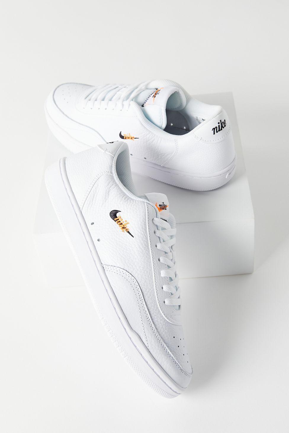 Nike Court Vintage Premium Sneaker Urban Outfitters In 2020 Sneakers Nike Sneakers Women White Nikes