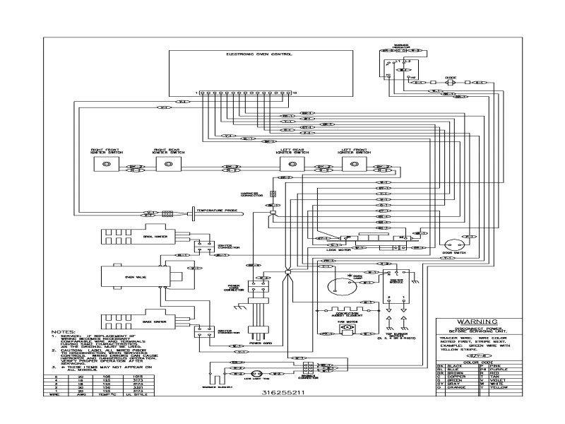 Frigidaire Plgf389Aca Gas Range Timer | Baseboard heater, Baseboards, Electrical  wiring diagramPinterest