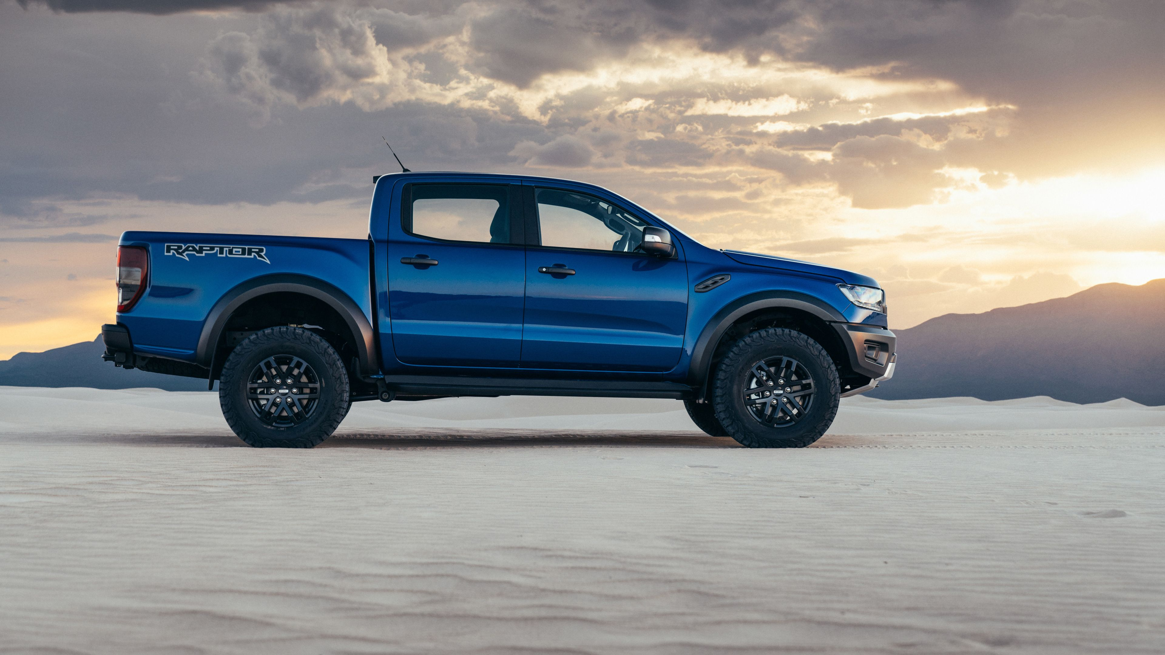 Wallpaper 4k Ford Ranger Raptor Side View 2019 2019 Cars