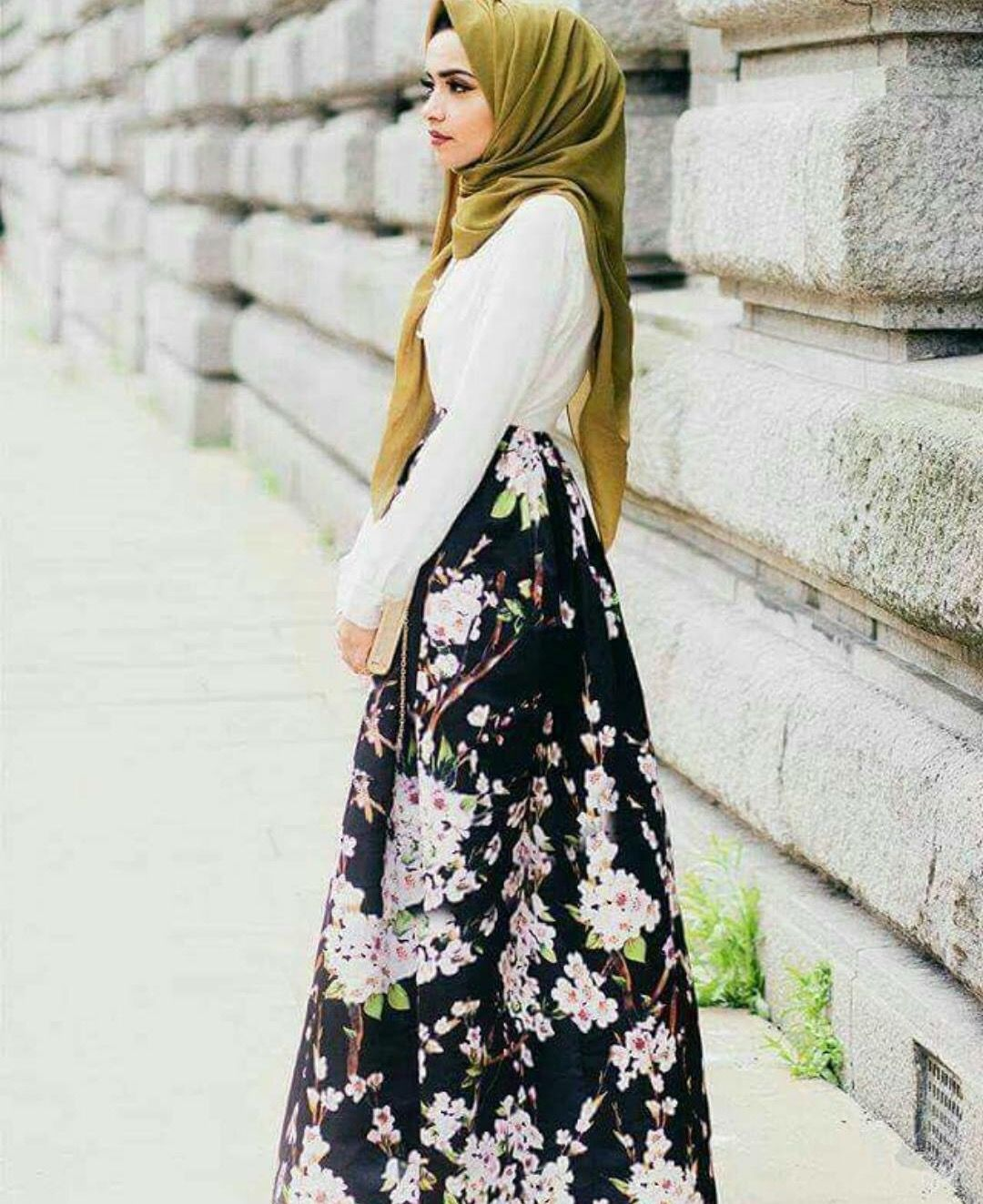 Hijab Style Clothing Chic Pinterest Hijab Outfit