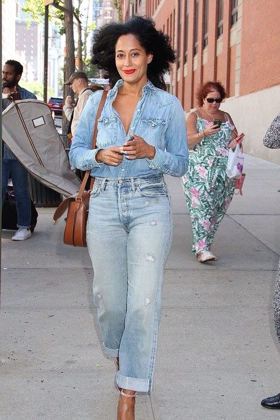 Tracee ellis ross style thought differently