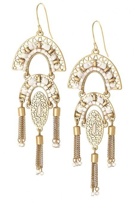 Sequin Statement Chandelier Earrings fIG79uNwuf