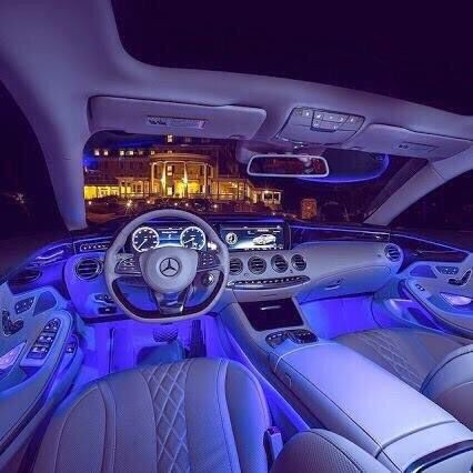 Whiteout Mercedes Interior Luxury Car Interior Dream Cars Luxury Cars Mercedes
