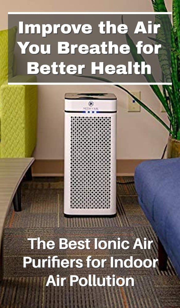 Best Ionic Air Purifiers 2020 Ionic air purifier, Air