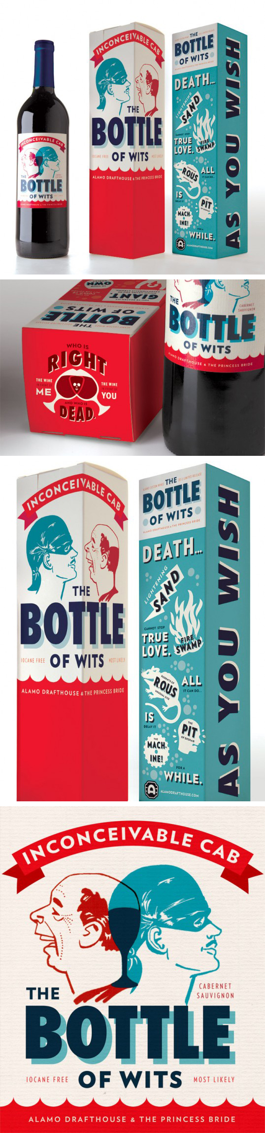 The Botle Of Wits With Images Wine Packaging Design Brand Packaging Bottle Packaging