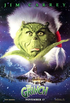 How the Grinch Stole Christmas Favorite Movies Pinterest
