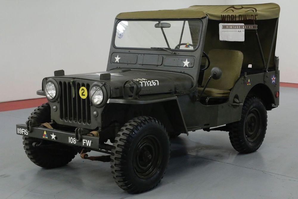 Ebay Jeep Willys Cj3a M38 Military Call 1 877 422 2940