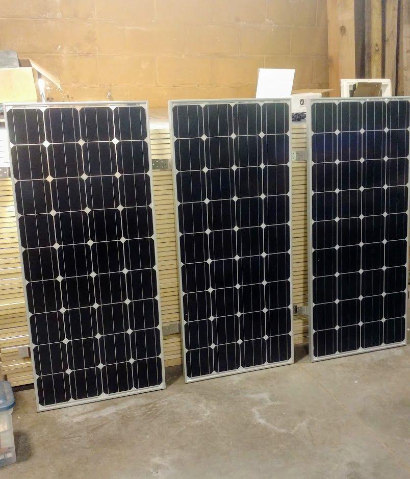 Zamp Solar Deluxe 480 Watt RV Solar Kit