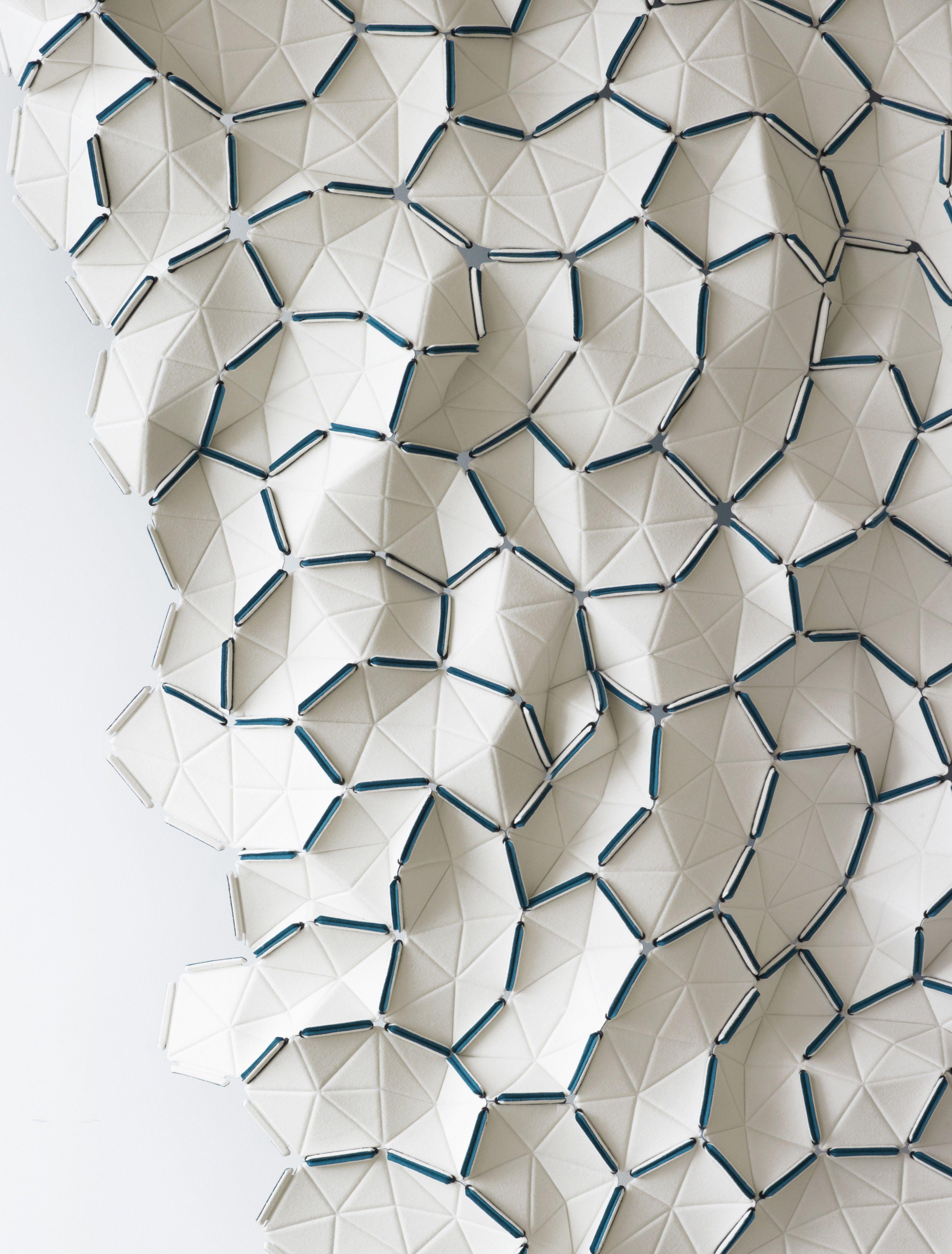 Kvadrat Collection Clouds Divina 24 Pieces Textures