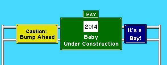 fake pregnancy signs