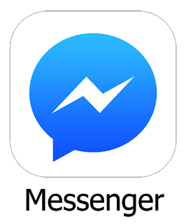 Connect on facebook messenger""