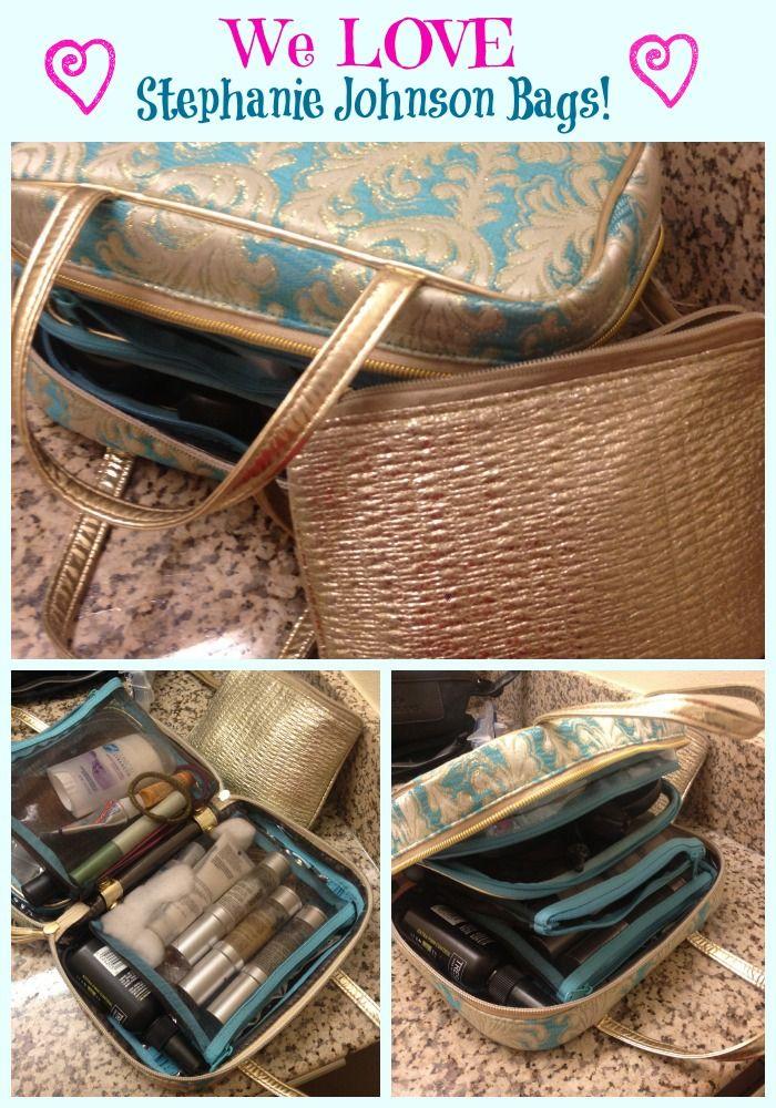 Stephanie Johnson Travel Bags
